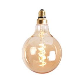 Bronx71 Leuchtmittel LED Ø 9,5 cm gold