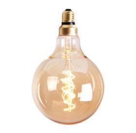 Bronx71 Leuchtmittel LED Ø 12,5 cm gold