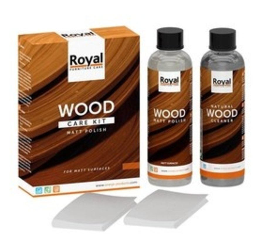 Holz Care Kit 2 x 75 ml