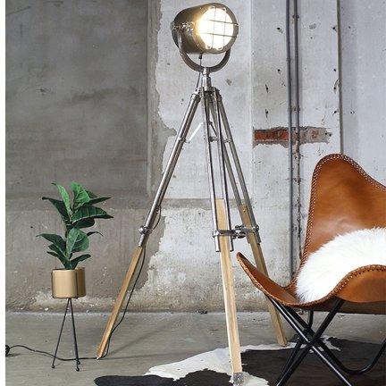 Stehlampe Industrial