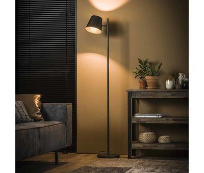 Stehlampe Elim Metall anthrazit