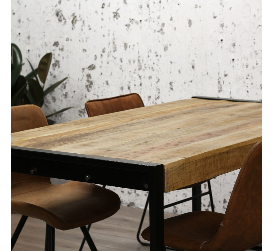 Esszimmertisch Malte Mangoholz 200 x 100