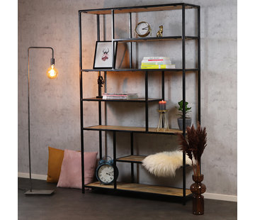 Bücherregal Mats Industrial Design 120 x 188 cm