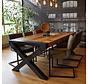 Esszimmertisch Cortez Mangoholz 220 x 100 cm
