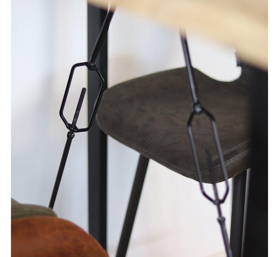 Bartisch Owen Mangoholz 70 x 130 cm