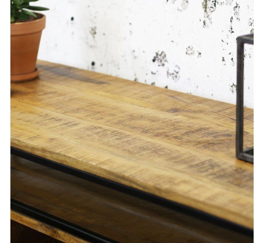 Sideboard Vintage Dallas Mangoholz Metall