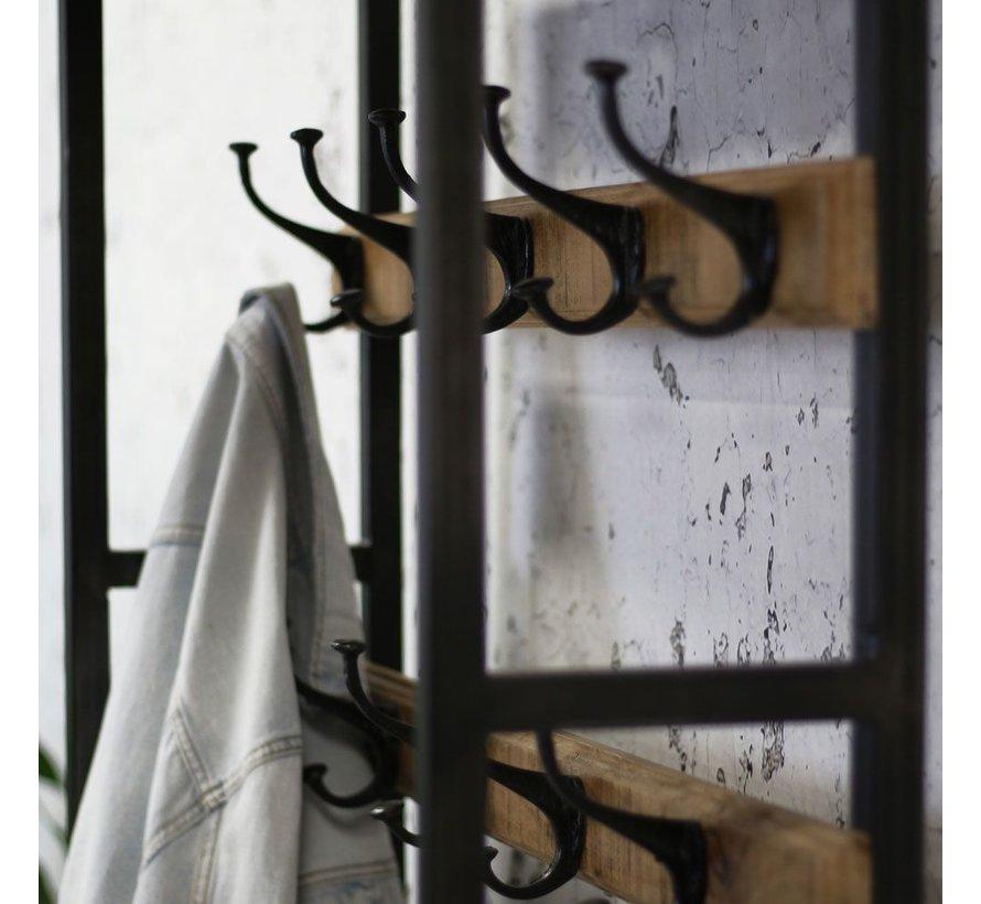 Garderobe Vintage Rick Mangoholz Metall 180x80