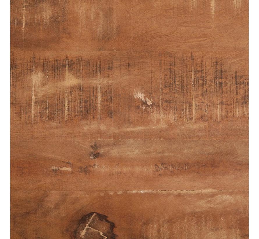 Esszimmertisch Faye oval Mangoholz 240 x 100 cm