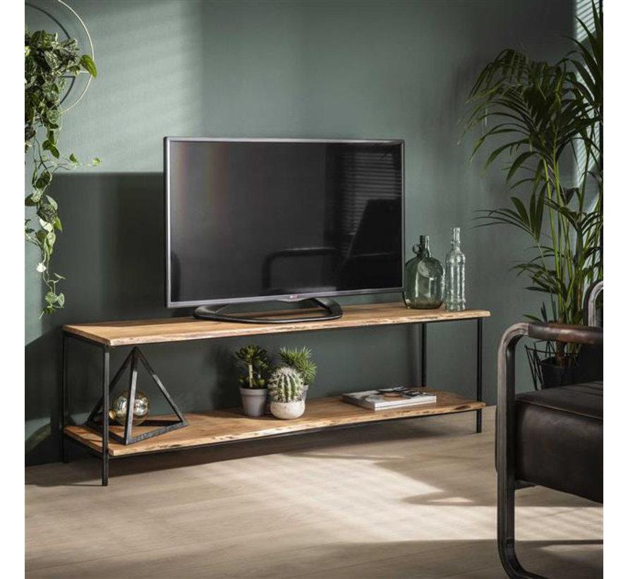 TV-Lowboard Alan Akazienholz 150 x 45 cm
