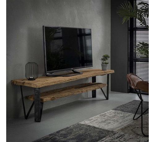 TV-Lowboard Nova Hartholz 160x40 cm