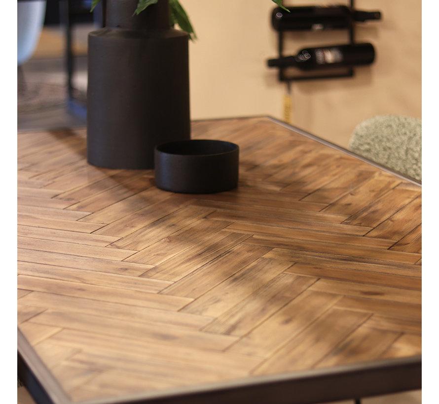 Esszimmertisch Hudson Akazienholz braun 240 x 100 cm