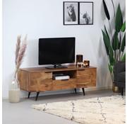 Bronx71 TV-Lowboard Robinia Akazie 135 cm