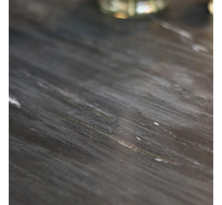 Couchtisch Rumi Marmor schwarz ø70 cm