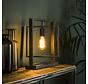 Tischlampe Mick 1-flammig charcoal