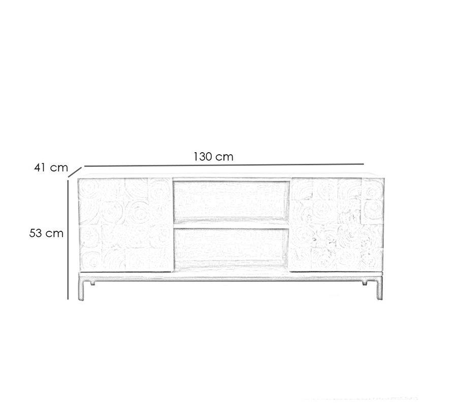 TV-Lowboard Forrest Akazie 130 cm