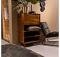 Barschrank Wisconsin Mangoholz 100 x 60 cm