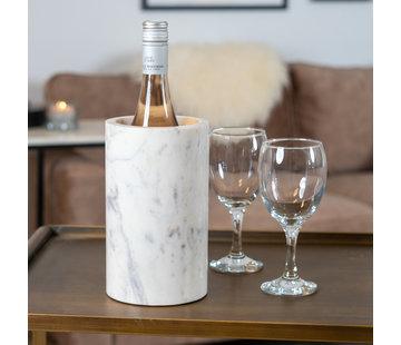 Bronx71 Weinkühler Bris Marmor weiß