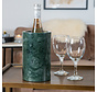 Weinkühler Bris Marmor grün