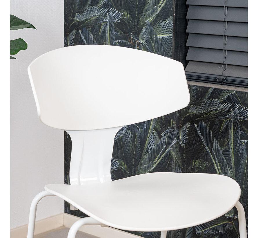 Esszimmerstuhl Mara skandinavisches Design Weiß