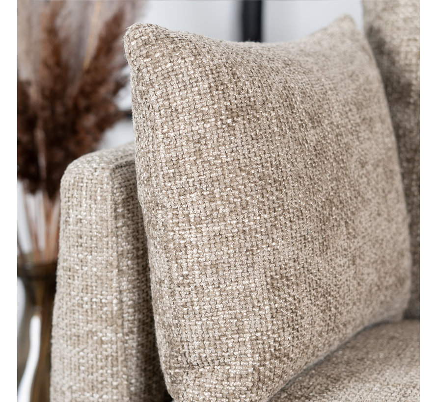 Sessel Ruby Chenille taupe