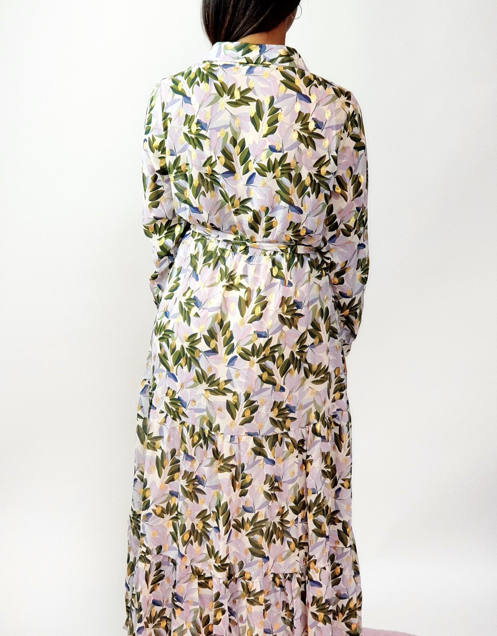 Thé lilac meets garden dress