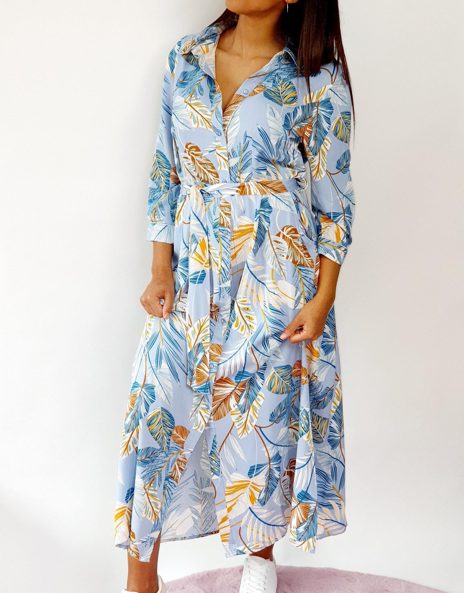 Thé jungle love dress