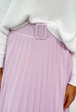 Thé lilac skirt