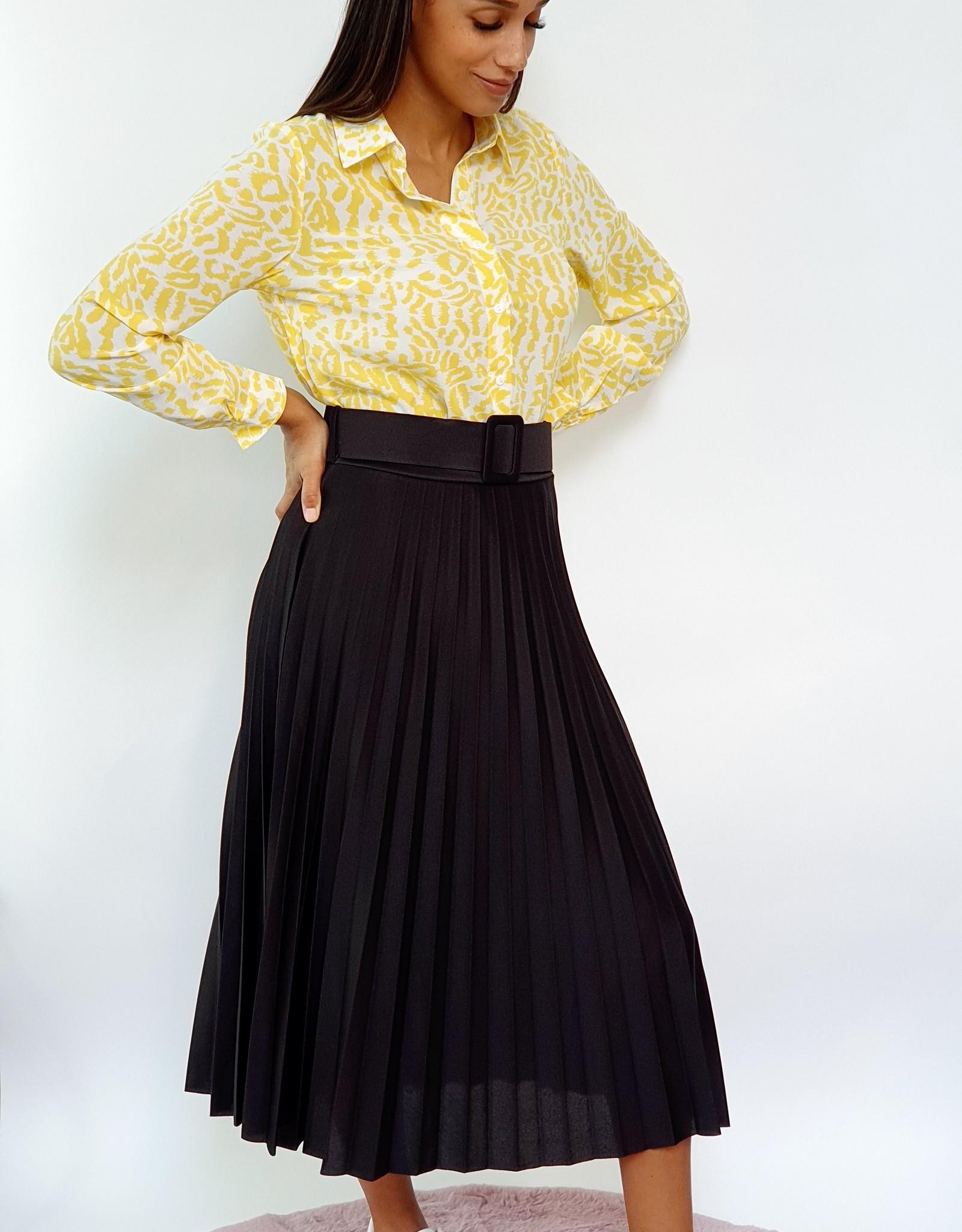 Thé black classy skirt