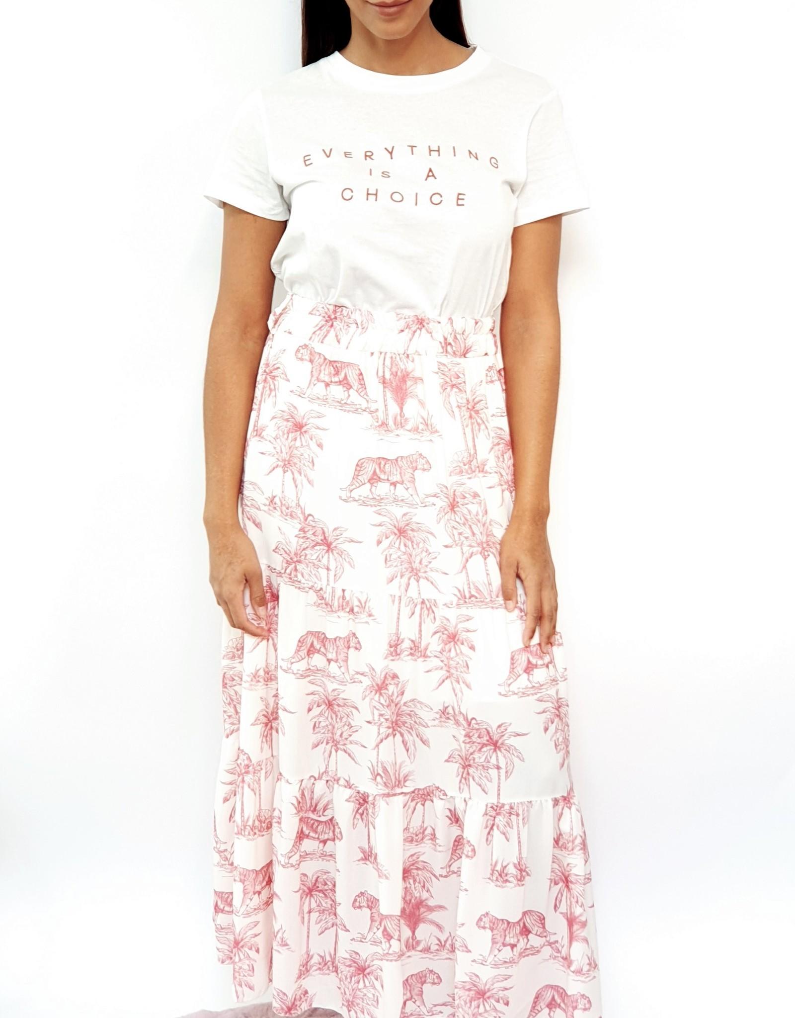 Thé safari skirt