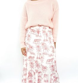 Thé safari skirt
