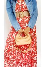 Thé light brown Sofie bag