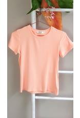 Shirt zalm