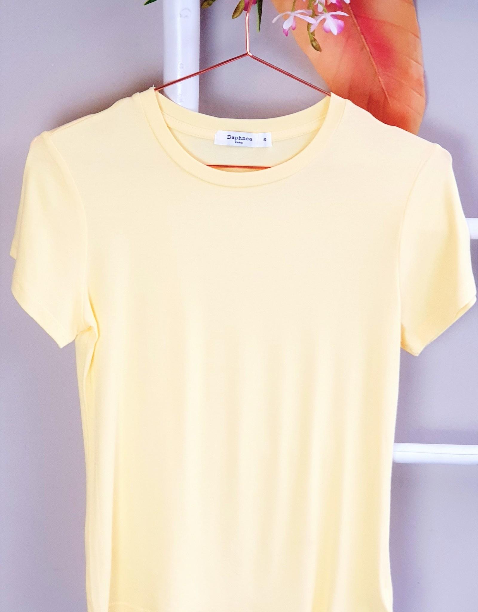 Shirt yellow
