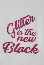 Shirt glitter is the new black
