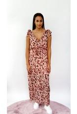 Thé rosé safari dress