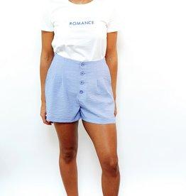 Bleu marine short