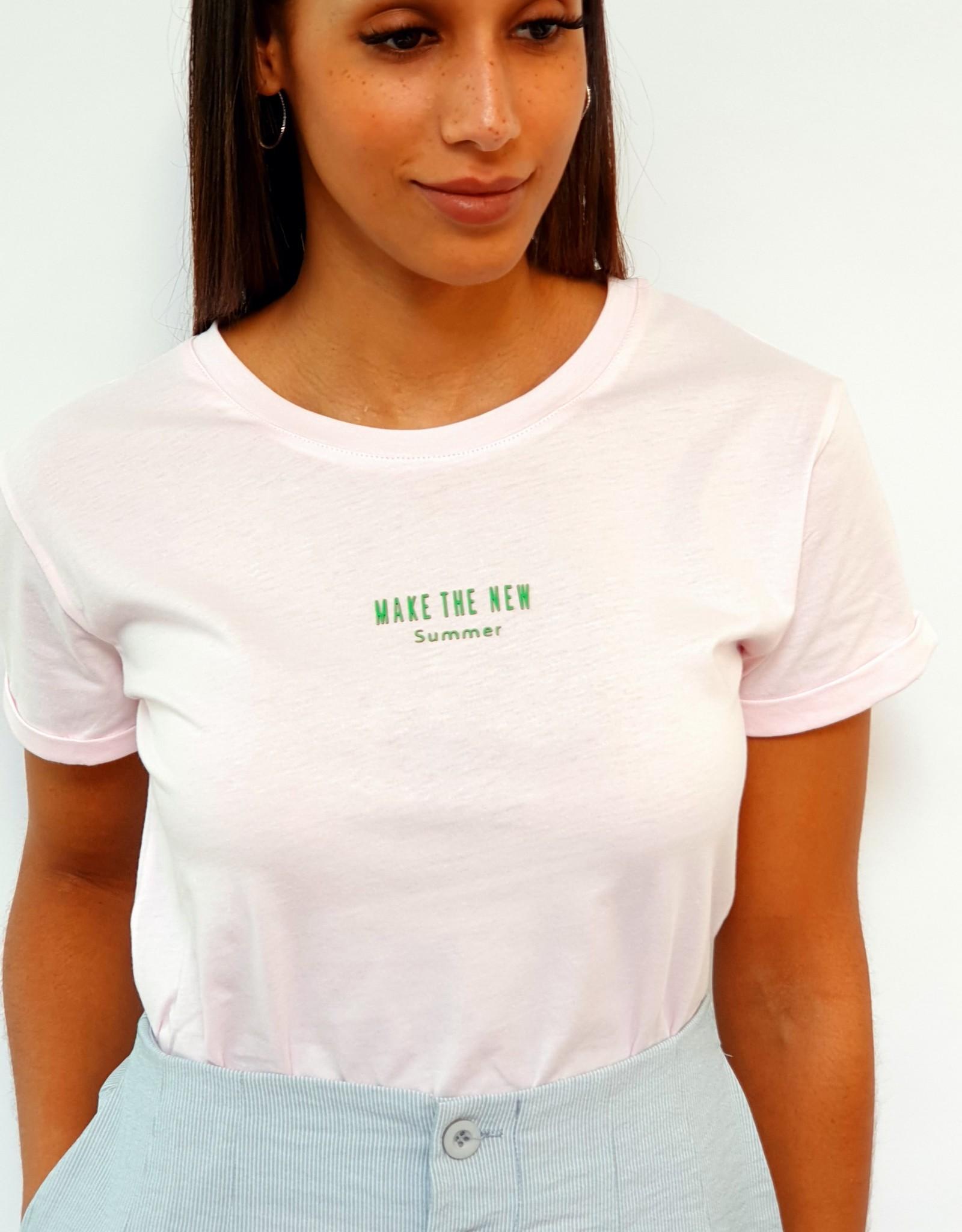 Shirt the new summer