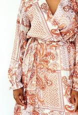 Thé evening dress