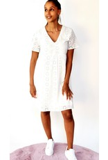 Thé romantic white dress