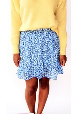 Thé blue summer skirt