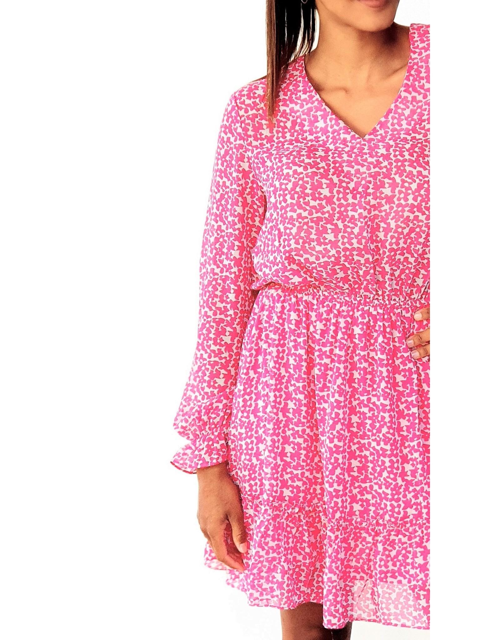 Thé fushia summer dress