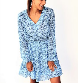 Thé blue summer dress