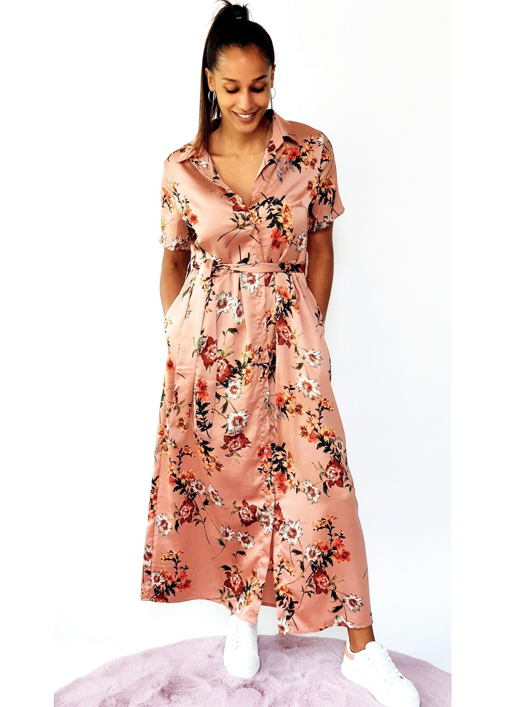 Thé wild flower dress