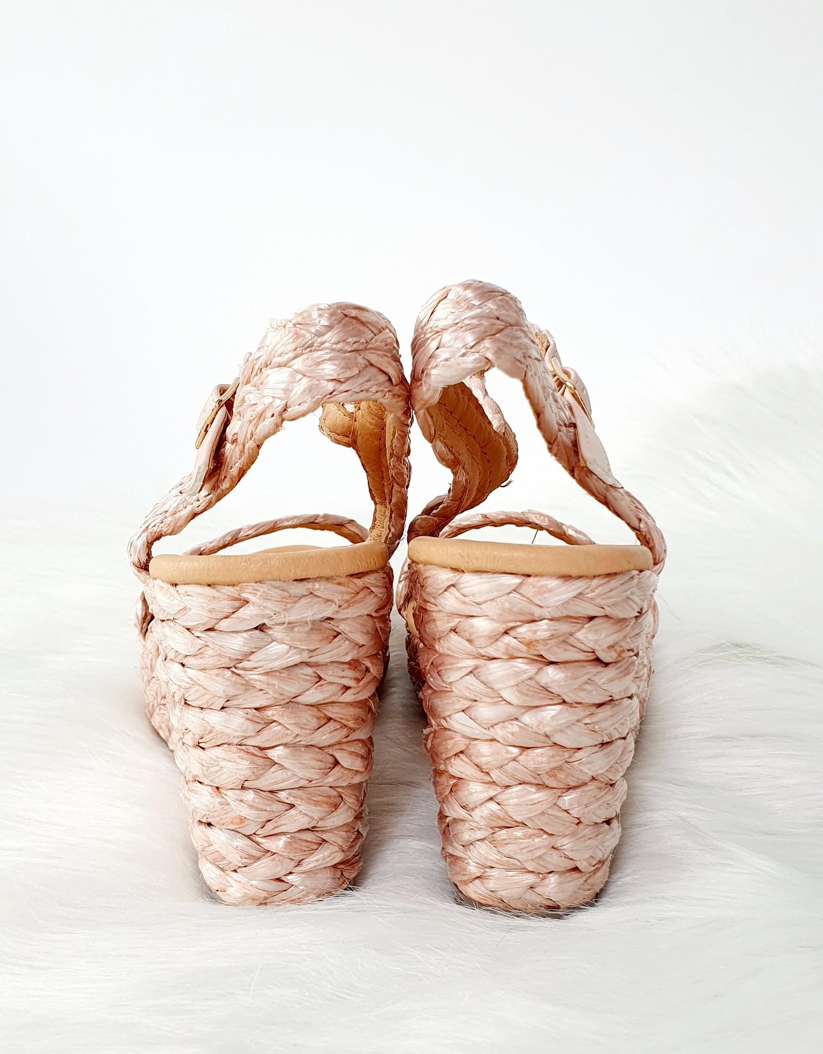 Wild pink heels