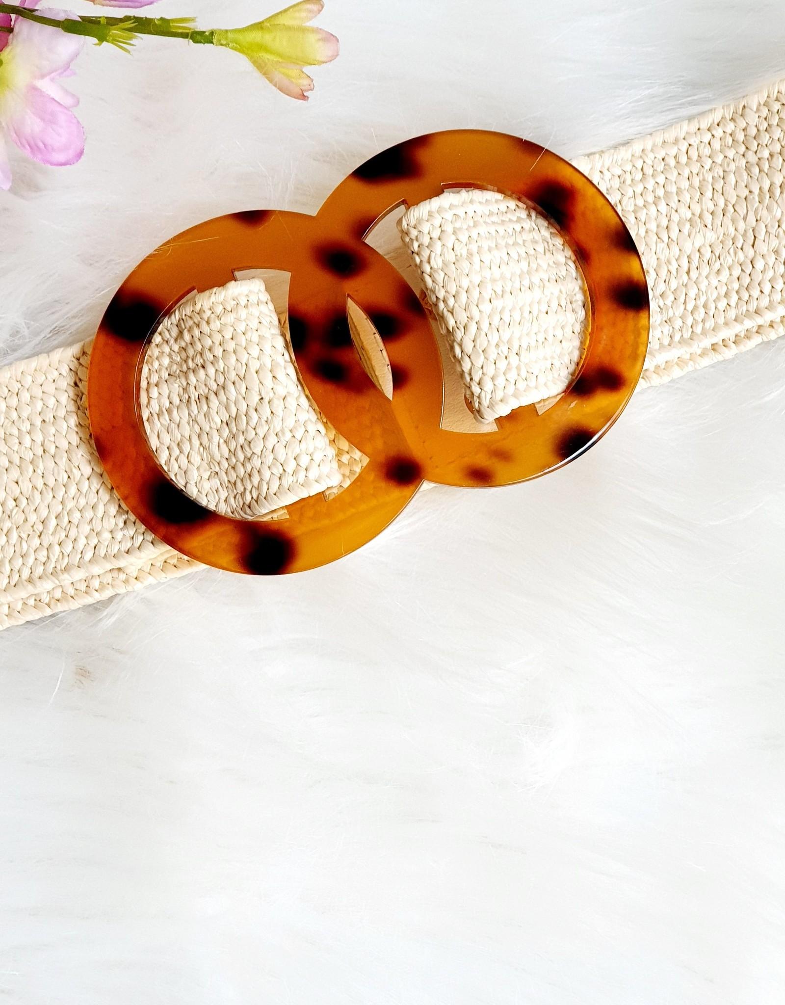 Thé light sanded belt
