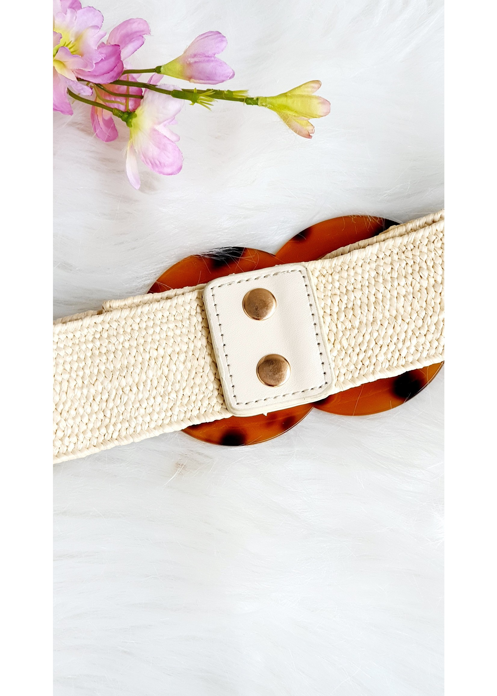 Thé light sanded belt