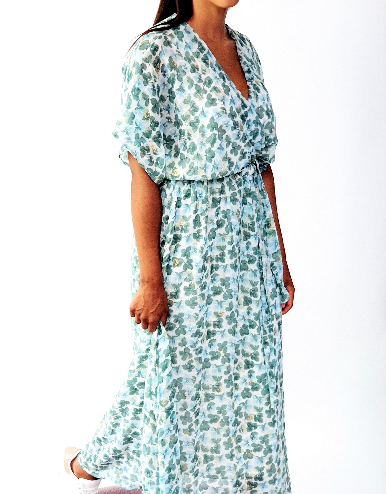 Thé sweet green dress