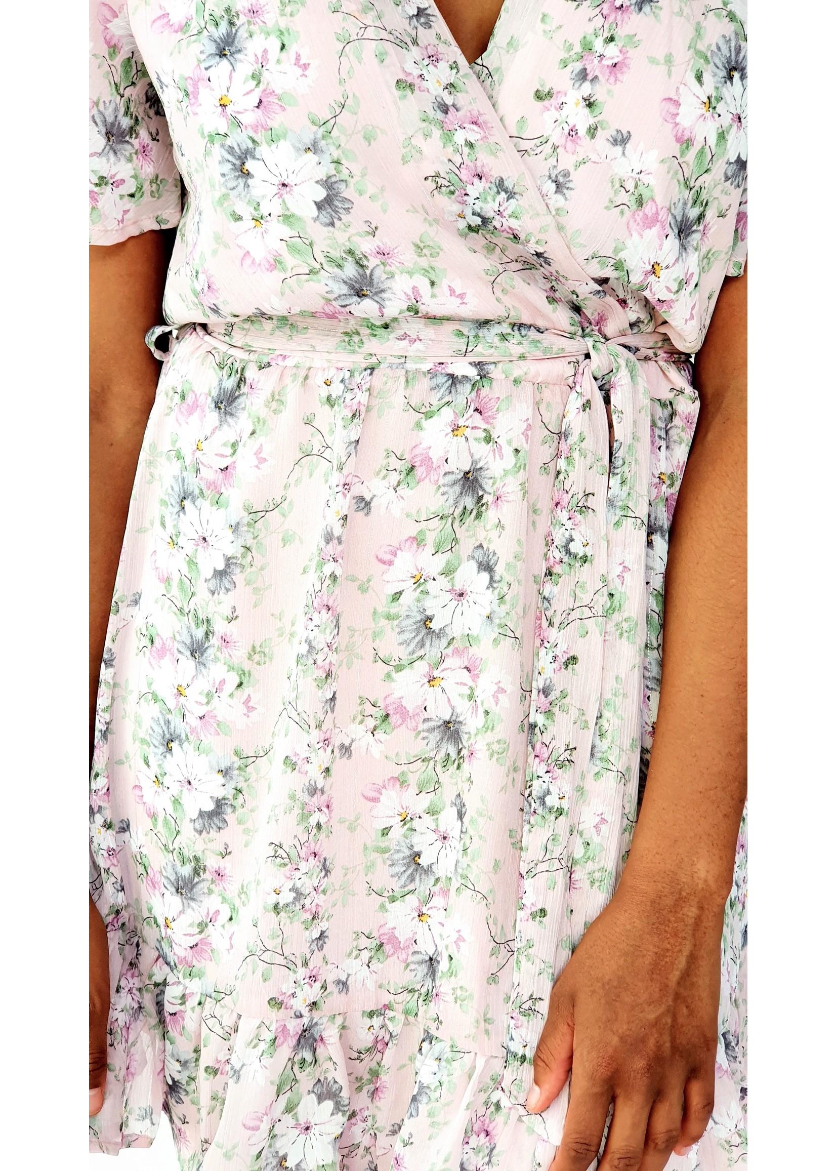 Thé sweet sweet pink dress