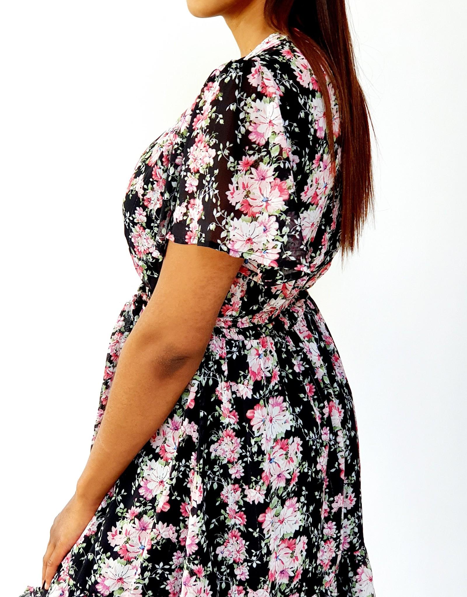 Thé sweet sweet black dress