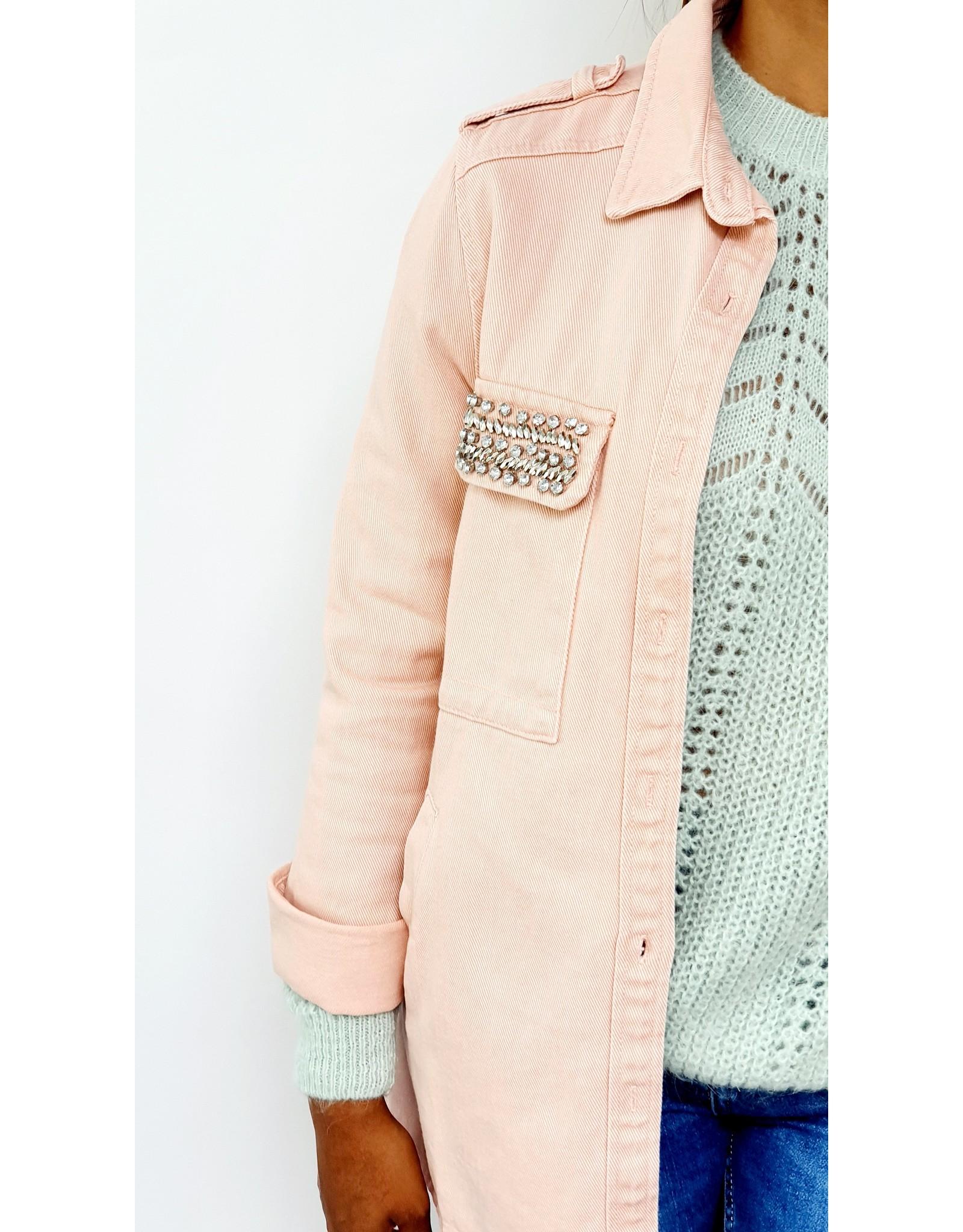 Pink hemdjas